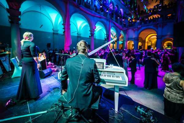 Polyball 2018 - Fotografie des größten dekorierten Abendball der Schweiz. Ca. 10000 Gäste erlebten eine unvergessliche Nacht mit Tanzen und Abendprogramm.